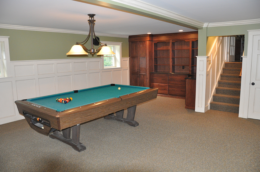 basement remodeling contractors NJ