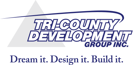 Tri-County Development Group LLC. Logo